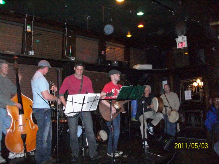 Celtic Music Open Mic Night